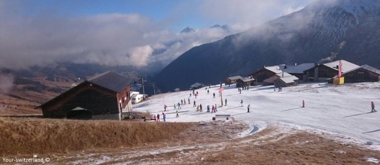Sedrun Milez Switzerland