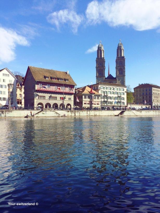 City-tour Zürich