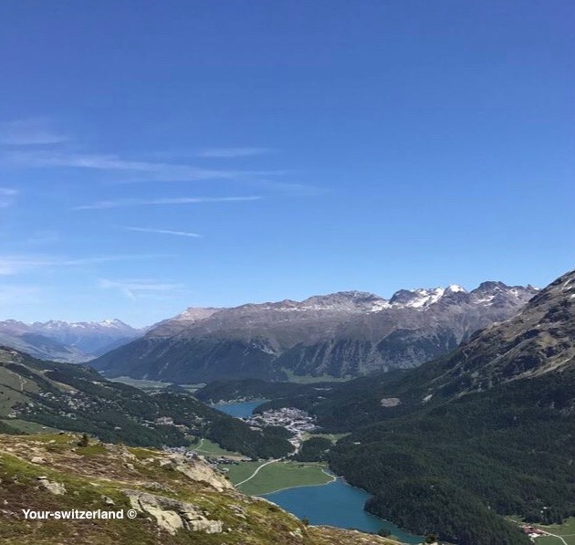 Engadin, Graubünden